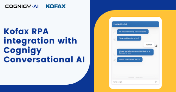 cover RPA-enabled chatbots
