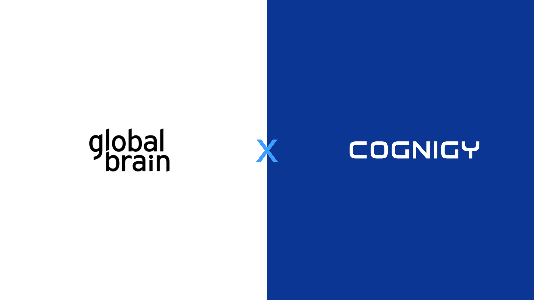 Cognigy secures funding from Global Brain