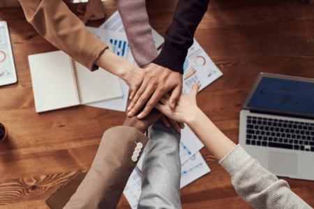 hands-together-group-work