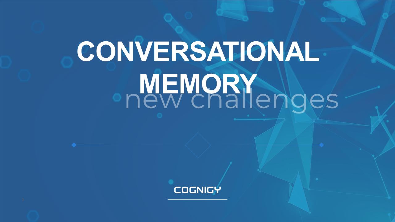 conversational memory1